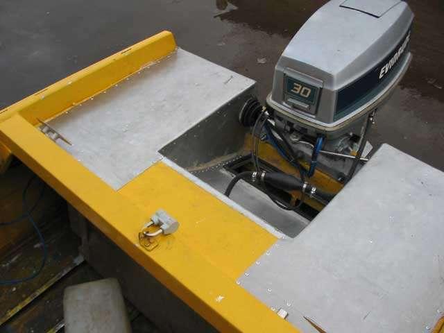 блоки непотопляемости на лодку крым