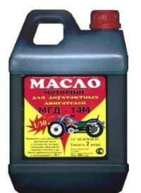 масло и бензин при обкатки лодочного мотора