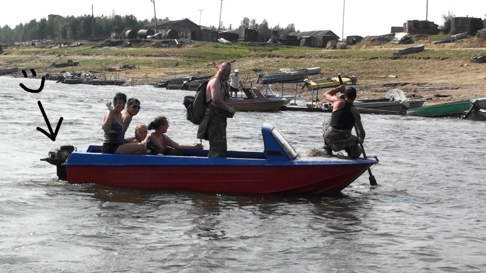на лодке когда разрешается правила