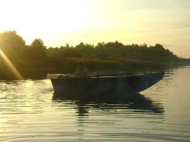 Лодку построить своими руками