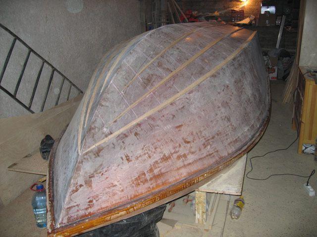 лодки из железа как делают