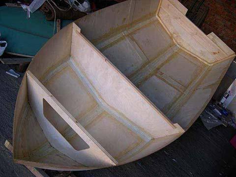 Чертежи лодки своими руками картоп фото 815
