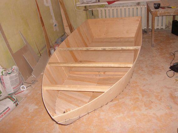 толщина фанеры для лодок