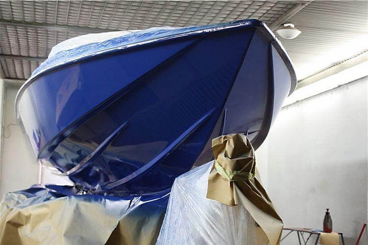 покраска лодок волгоград