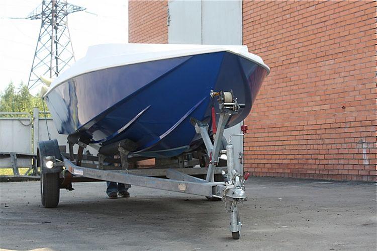 самостоятельная постройка лодки радуга