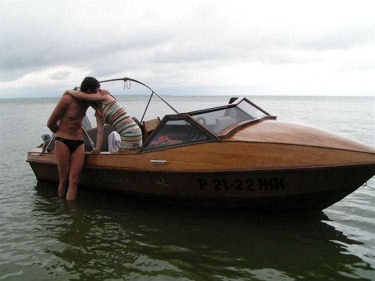 самостоятельная постройка лодки по мотивам радуги